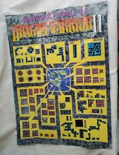 Labyrinth World Of Dragon Warrior 2 Poster NES Original