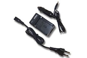 Chargeur + allume-cigare pour Panasonic DMW-BLG10 DMW-BLG10E
