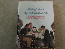 READERS DIGEST 1975 NORMAN ROCKWELL'S AMERICA BOOK