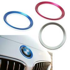 Car Front Rear Logo Surrounding Ring For BMW 82 mm & 74 mm Emblem