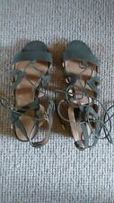 Strappy (EEE) Extra Wide fit Sandals size 6 - worn once