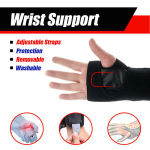 Steel Wrist Support Splint Carpal Tunnel Syndrome Sprain Strain Bandage Brace AU