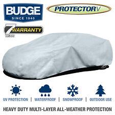 Budge Protector V Car Cover Fits Chevrolet El Camino 1973|Waterproof |Breathable