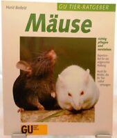 Ratgeber Tiere + Buch GU + Mäuse richtig pflegen und verstehen Expertenrat (46)