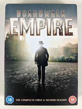 Boardwalk Empire: Complete Seasons 1 & 2 DVD Steve Buscemi 10 Discs