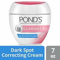 Pond's Clarant B3 Normal to Dry Skin Piel Normal a Seca, 7oz, 200gr