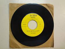 "ABBEY:Where Are We All Going-Just Can't Take Anymore-U.S. 7"" Echo Records EH-101"