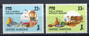 19197) United Nations (New York) 1988 MNH New Ifad