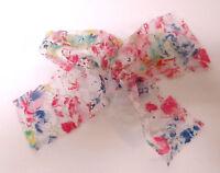 Mattel Hot Looks Doll Accessory Mimi's Multi-Color Lace Head Scarf Bow Wrap