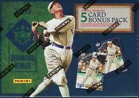2019 Panini Diamond Kings Baseball Trading Cards New 35c Retail BLASTER Box FS