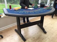 More details for full size blackjack table with chips, shoe & cards. fun casino