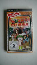Worms Open Warfare - PSP Spiel in OVP + Anleitung