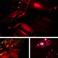 LED Bulb Interior Package Map Dome Door License Plate Lights for Nissan