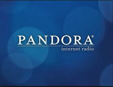 Pandora Plus One Internet Radio 12 Month Gift Code Key - Instant E-Delivery Sale