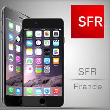 Code de Déblocage SFR Désimlockage iphone Samsung Nokia Huawei lg sony....