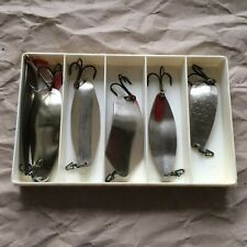 Set of Vintage Summer Fishing Lures Soviet USSR. NEW!
