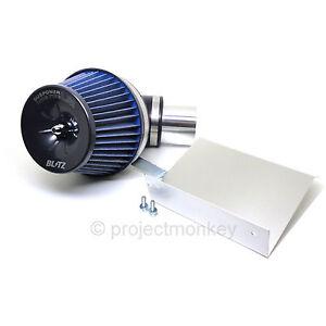 Blitz 56063 LM SUS Power Core Air Intake Fits: Lexus 01-10 SC430 & 01-06 LS430