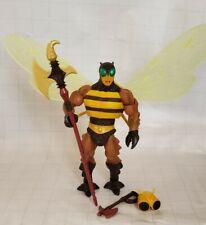 Motuc, Motu, Buzz-off 100% Complete, Masters Of The Universe,  He-man Mattel