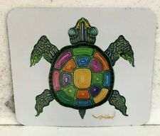 Turtle Mouse Pad, New Orleans artist Jamie Hayes, art collectible printed in USA