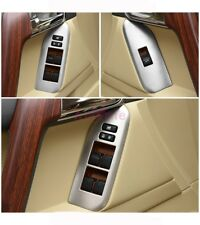 Window Button Trim For Toyota Land Cruiser Prado LC150 2010-2017 Car Accessories