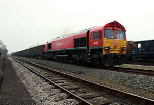 Diesel Class 66 sounds pre-loaded on a  Loksound V5 DCC Decoder incl Hatton's