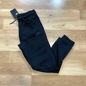 Nike Sportswear Tech Fleece Jogger Size XL Big Kids Pants Black CU9213 010