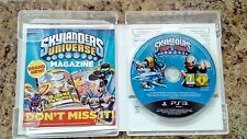 Skylanders - Trap Team - PS3 disk and case + portal + 3x characters + 2x traps