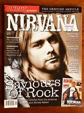 UNCUT PRESENTS: NIRVANA 'SAVIOURS OF ROCK' VOL1 ISSUE6 NEAR MINT CONDITION!