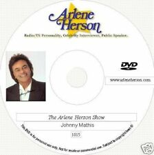 Johnny Mathis TV Interview (30 minutes) DVD