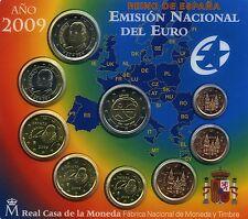 CARTERA OFICIAL EUROS 2009