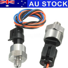 AU NPT1/8 100psi Pressure Transducer Sender 0.5-4.5V For Oil Fuel Gas Air Water
