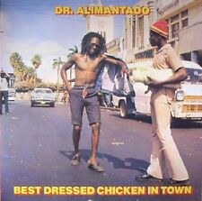 More details for dr alimantado - best dressed chicken in town - vinyl (lp)