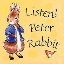Peter Rabbit Seedlings: Listen, Peter Rabbit by Beatrix Potter (Paperback, 2001)