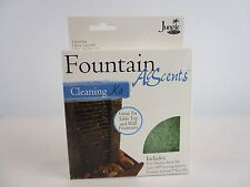 Fountain AcScents Cleaning Kit for Table Top and Wall Fountains Lime Off