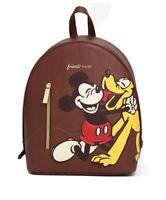 Disney Mickey And Pluto Mini Backpack Dani By Danielle Nicole New