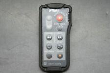Nikon RMT-508N Camcorder Remote Control with belt clip