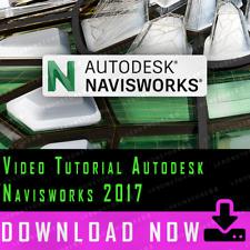 Professional Video Training Autodesk Navisworks 2017