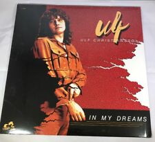 ULF CHRISTIANSSON IN MY DREAMS *SEALED VINYL RECORD 1982 LAMB & LION