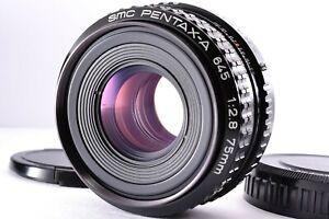 Top Mint Pentax SMC Pentax A 645 75mm f/2.8 MF for 645 N 645N from JAPAN Midium