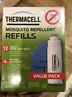 Thermacell Mosquito Repellant Refills 4 Cartridges