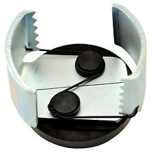 "Universal Oil Filter Wrench for Removing 2.5"" - 3.25"" Diameter Oil Filters"