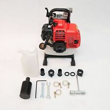 "Gas Powered Flood Water Removal Pump, 1.2hp, 31cc Engine, 1"" In/Outlet NEW!"
