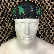 New Hk Army Paintball Headwrap Padded Head Wrap - Matrix Mint