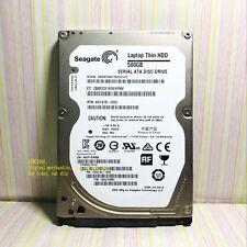 Seagate 500GB Internal 5400RPM  (ST500LT012) SATA 2.5'' notebook hard drive