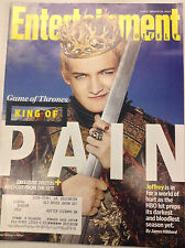 Entertainment Weekly Magazine Jack Gleason Game Of Thrones March 2014 071017nonr