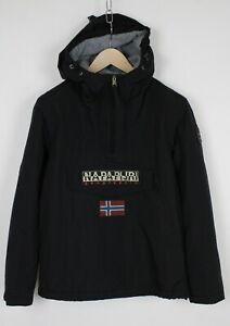 NAPAPIJRI N0YGNJ REGULAR FIT Men's X SMALL Fleece Lined Pullover Jacket 36086-GS
