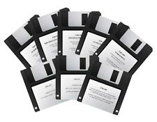 Ensoniq TS-10 TS-12 floppy disks sound library new banks + preload disks