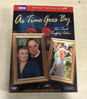 As Time Goes By : Complete Original Series (DVD, 2005, 11-Disc Set) US Seller