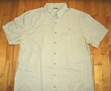 * AVIVA ADVENTURE CLOTHING * BRAND NEW Shirt Authentic Button Down SS Design