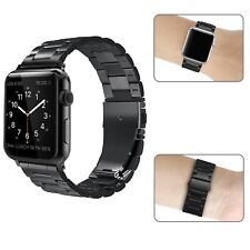 42mm Stainless Steel Metal Strap Bracelet Wrist Band For Apple Watch Series1/2/3